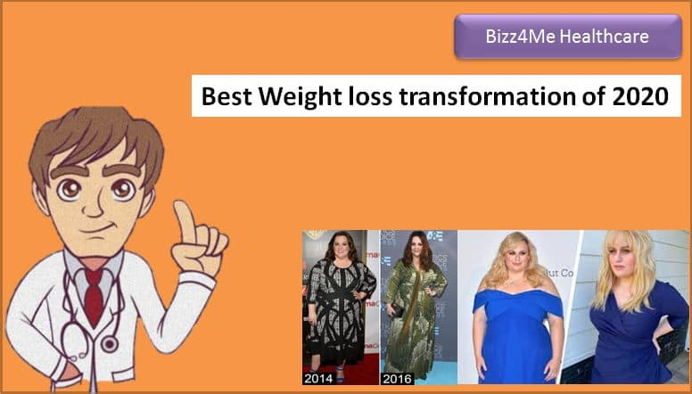 Best Weight loss transformation of 2020