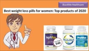 Best weight loss pills for women: Top products of 2020