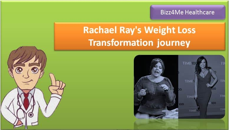 Rachael Ray's Weight Loss Transformation journey,Diet plan & habits