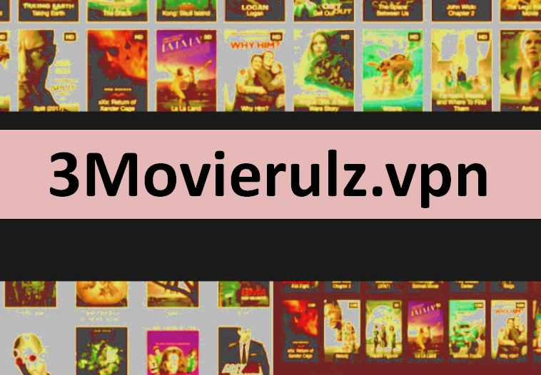 3Movierulz.vpn 2021 – Unlimited Latest HD Bollywood, Hollywood Movies Download Website