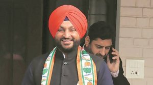 Read more about the article Harsimrat Kaur Badal has been doing protest drama for some days here: Congress MP Ravneet Singh Bittu
